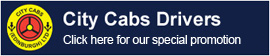 City Cabs Drivers - Click here for our special promotion
